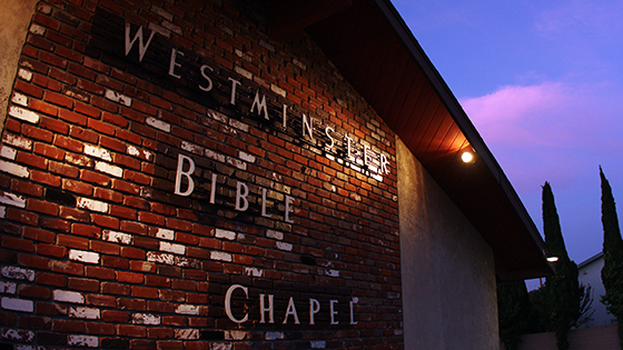 Westminster Bible Chapel